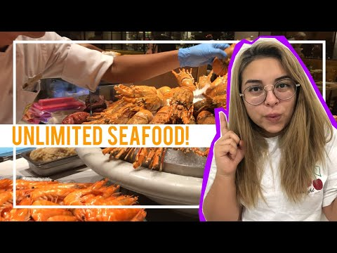 Unlimited Crab And Lobster?! | Malaysia
