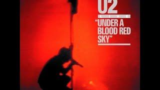 U2 11 o'clock tick tock (under a blood red sky)
