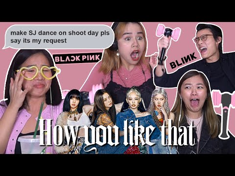 We React To Blackpink: How You Like That MV!