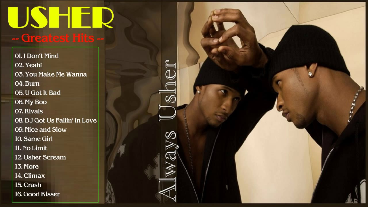 All Songs of Usher Tags