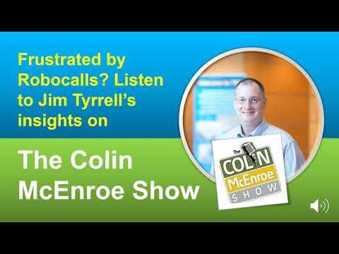 TNS' Jim Tyrrell Joins The Robocall Debate On The Colin McEnroe Show On WNPR