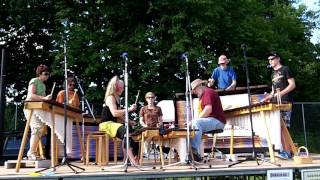 MASIMBA MARIMBA plays Salmonberry Pie