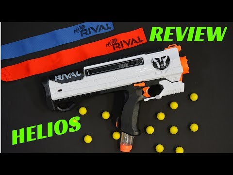 [Review] Nerf RIVAL Phantom Corps HELIOS (Rival Sniper Rifle?)