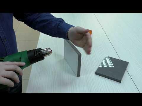 Тест фасадов с технологией приклейки кромки AirTec -