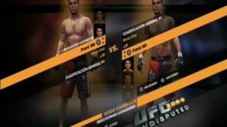 UFC 2009 undisputed analisis review