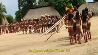 Repeat youtube video Sons e Cores do Xingu - Editora Horizonte