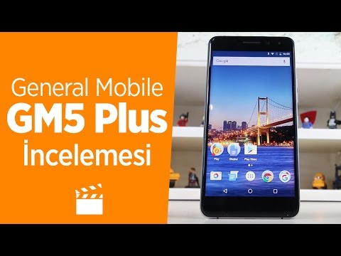 General Mobile Gm Plus Incelemesi