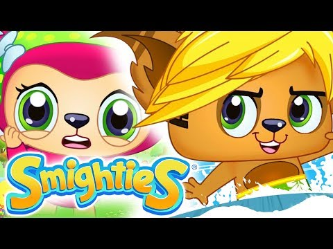 Smighties - Friendship Story 1 hr Compilation | Cartoons For Kids | Children's Animation Videos