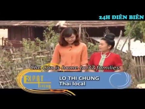 Video an ethnic Thai Village in Dien Bien Phu city