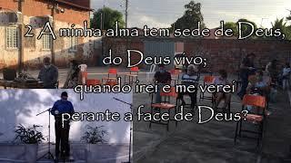 Culto de louvor e adoração 30 08 2020