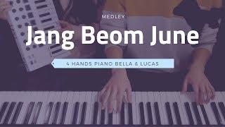 🎵Jang Beom June (장범준) MEDLEY - 벚꽃엔딩, 당신과는 천천히, 노래방에서