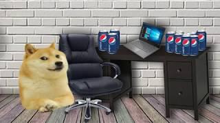 Doge spielt Roblox in 2009 gegen 2019 #nostalgia #roblox