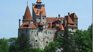 Замок Бран, Румыния, в нутри замка Дракулы(Замок Бран — самая популярная достопримечательность страны, самый туристический замок Румынии, более..., 2014-04-23T21:51:26.000Z)