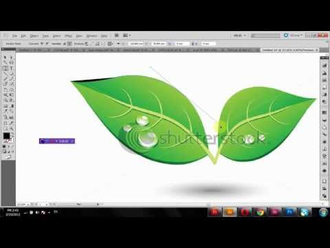 logo design in Illustrator Tutorial | illustrator logo