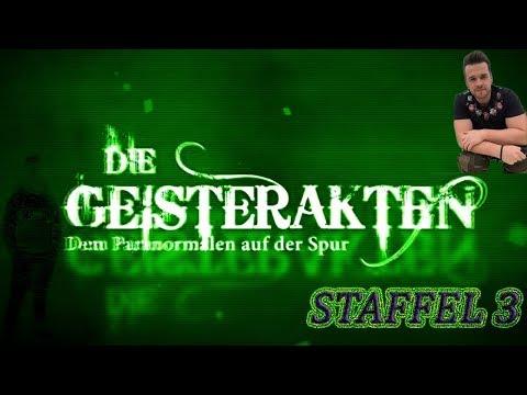 👻 Die Rettung Der Geisterakten / Staffel 3