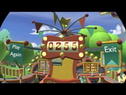 Master climber Carnival games VR  