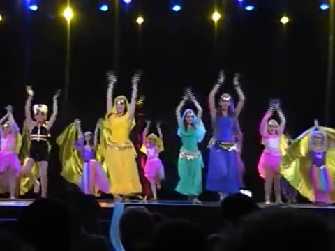 DANCIN' AT SEA Performance Cruises- Buddy Sherwood School of Dance