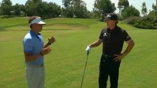 Phil Mickelson On Driving Under Pressure - Callaway Office Tips