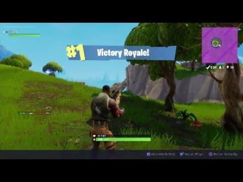 18 Kill Game Fortnite Battle Royale YouTube