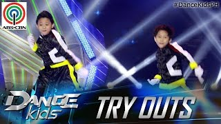 Dance Kids 2015 Try Out Performance: Richlie and Daniel