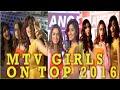 MTV HOST ANGELS OF ROCK SHALMALI KHOLGADE,AKASA SINGH,ANUSHA MANI