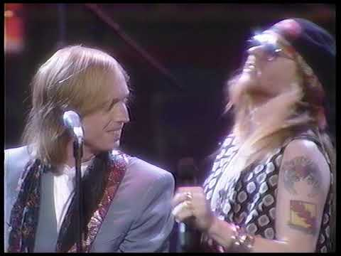 Tom Petty & Axl Rose – Free Fallin'