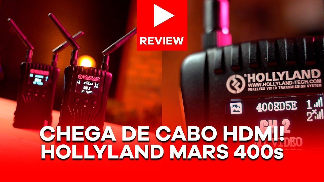 Review Hollyland Mars 400S