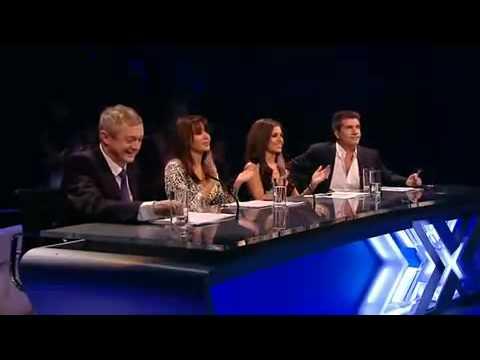JLS Umbrella- X Factor Semi Final