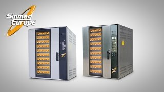 Download Video Convection Oven | Bakery Machines and Equipment | SM-705E EP | SM-710E EP | SM-805E EP | SM-810E EP MP3 3GP MP4