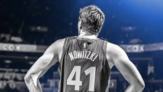 Dirk Nowitzki Gets Tribute at Mavs-Lakers Game in Staples Center