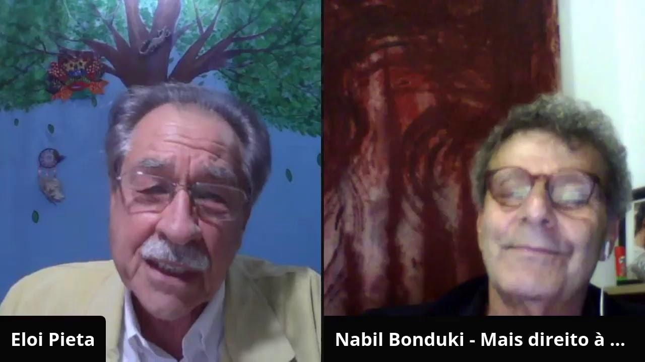 FIQUE LIGADO: ELÓI CONVERSA COM NABIL BONDUKI SOBRE AS MUDANÇAS QUE A PANDEMIA NOS TROUXE