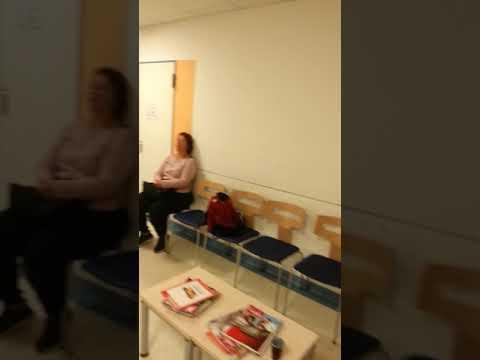 Neglijencia  o  Racismo en Hospital en Frankfurt