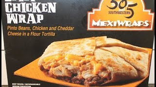 505 Southwestern MexiWraps: Spicy Chicken Wrap Review