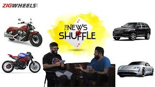 Top 5 Car/Bike News Of The Week | Volkswagen Polo & Vento | Indian Scout | Bugatti Chiron |ZigWheels