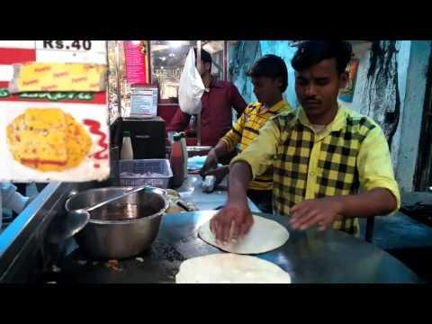 [FOOD TRAVEL] KOLKATA KATHI ROLL       { INDIAN FOOD}