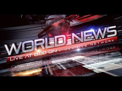 World News Broadcast Pack V.2 /// After Effects Template