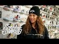 Tyra Banks Goes Sneaker Shopping With Complex - @Complex