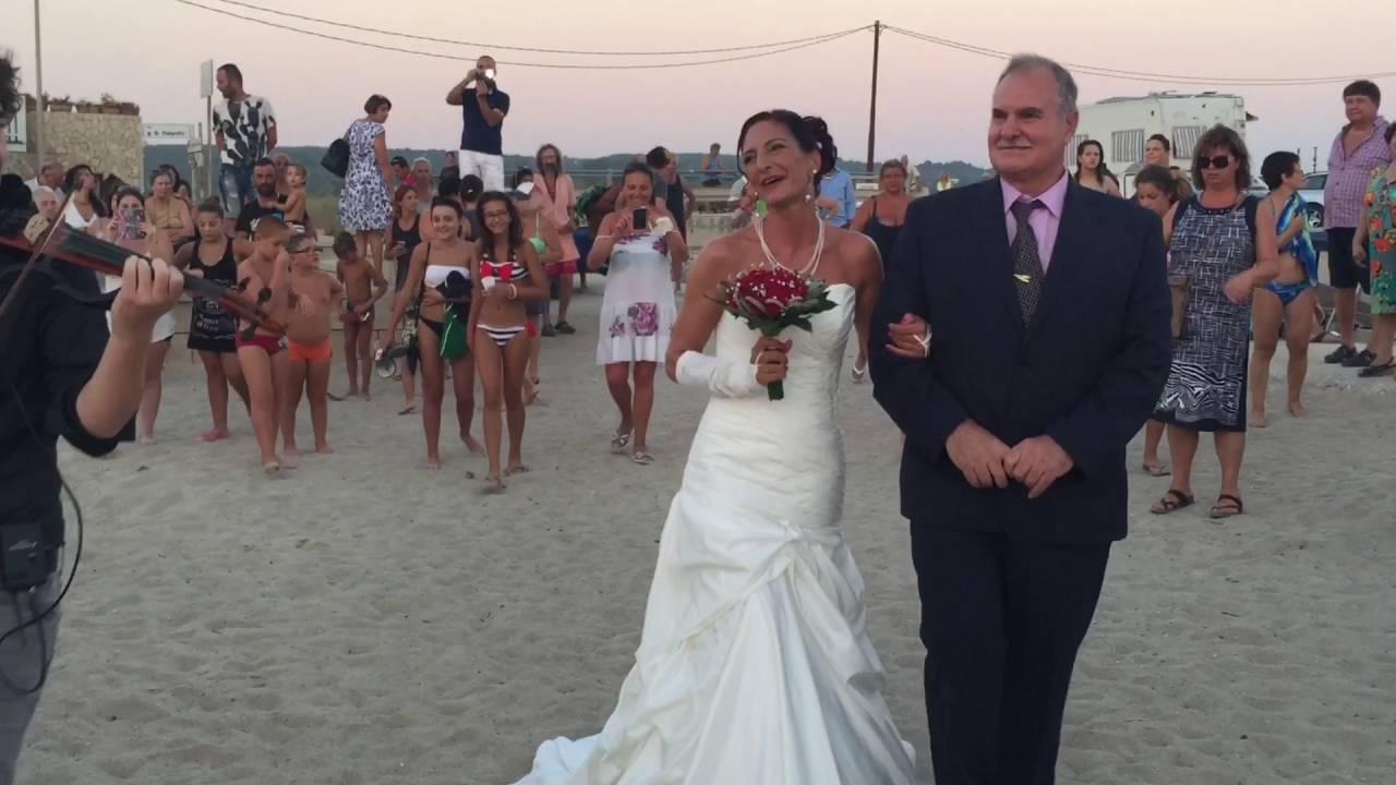 Matrimonio Spiaggia Salento : Vittorio ciurlia violinist : wedding at the beach matrimonio in