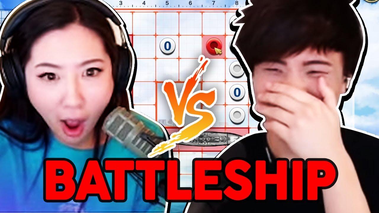 WE MADE A BET IN BATTLESHIP! ft. Sykkuno