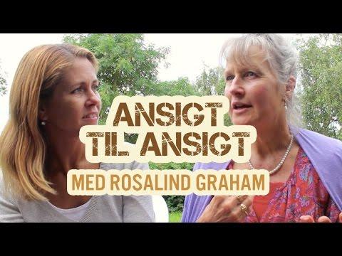 Rosalind Graham - Doug Grahams kone om hende liv, karriere og ægteskab