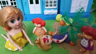 ماما بريئة 👩🦰 🧕 🤱 - ميجا فيديو بلاي موبيل - عائلة عمر - جنه ورؤى - كرتون العاب اطفال- عالم بامبي
