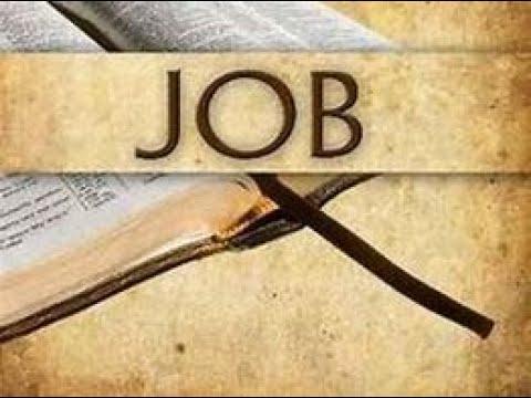 JOB; Bible Study, Chapter 1