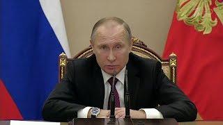 Путин в ярости разносит министра в связи с делом ВИМ-Авиа. Выговор о неполном служебном соответствии