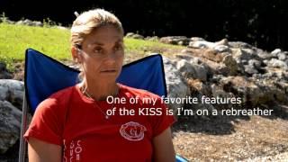 Cristina Zenato - KISS Sidemount Reason #1