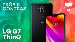 LG G7 ThinQ: 5 prós e contras em relação aos concorrentes - TecMundo