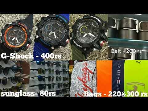 d5c9e394a14 Copy watch (G-shock) and bags (adidas