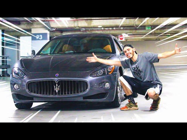 MOJ PRVI AUTO - Maserati !