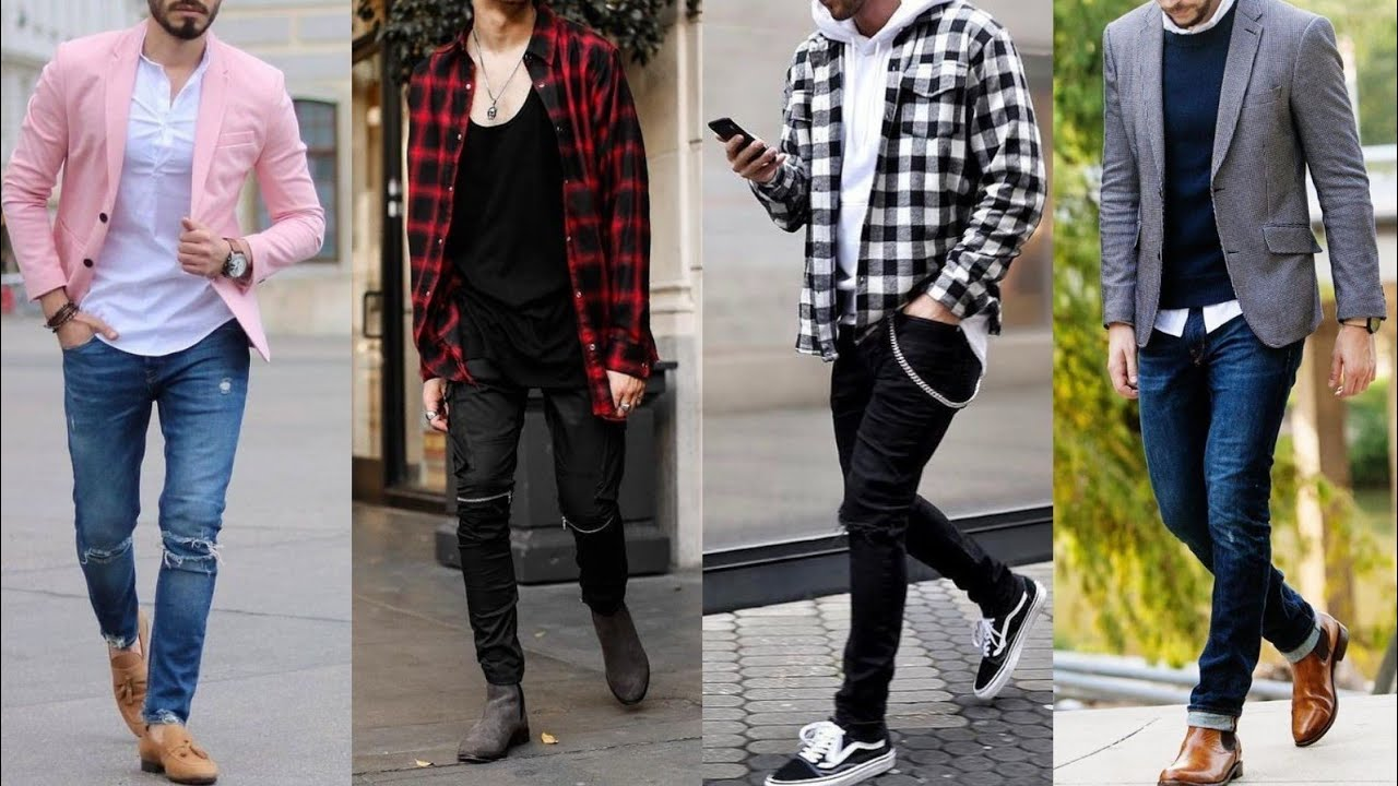 [VIDEO] - Different Style Men's Outfits Ideas 2019 | Casual Outfits Ideas |Winter Outfit Ideas 1