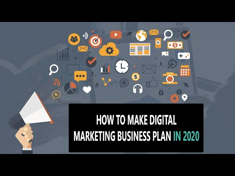 How To Make Digital Marketing Business Plan 2020