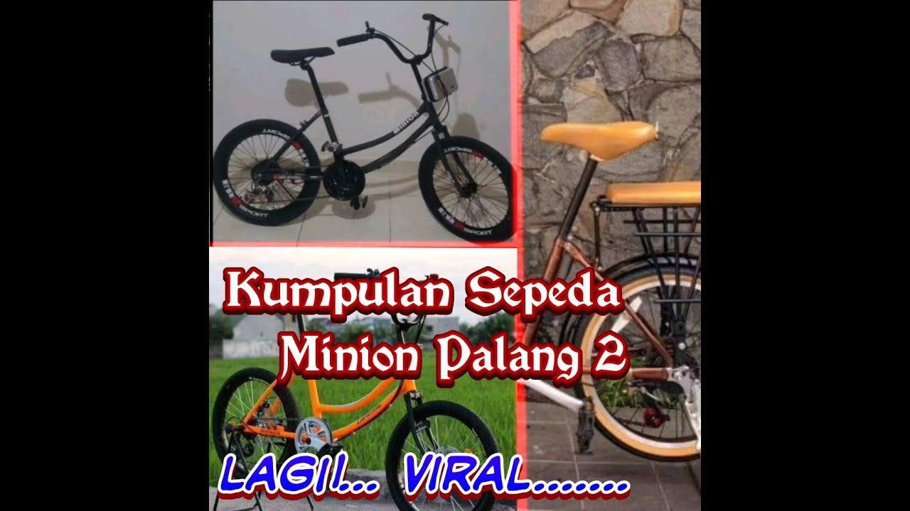 Kumpulan Sepeda Minion Palang 2 Youtube